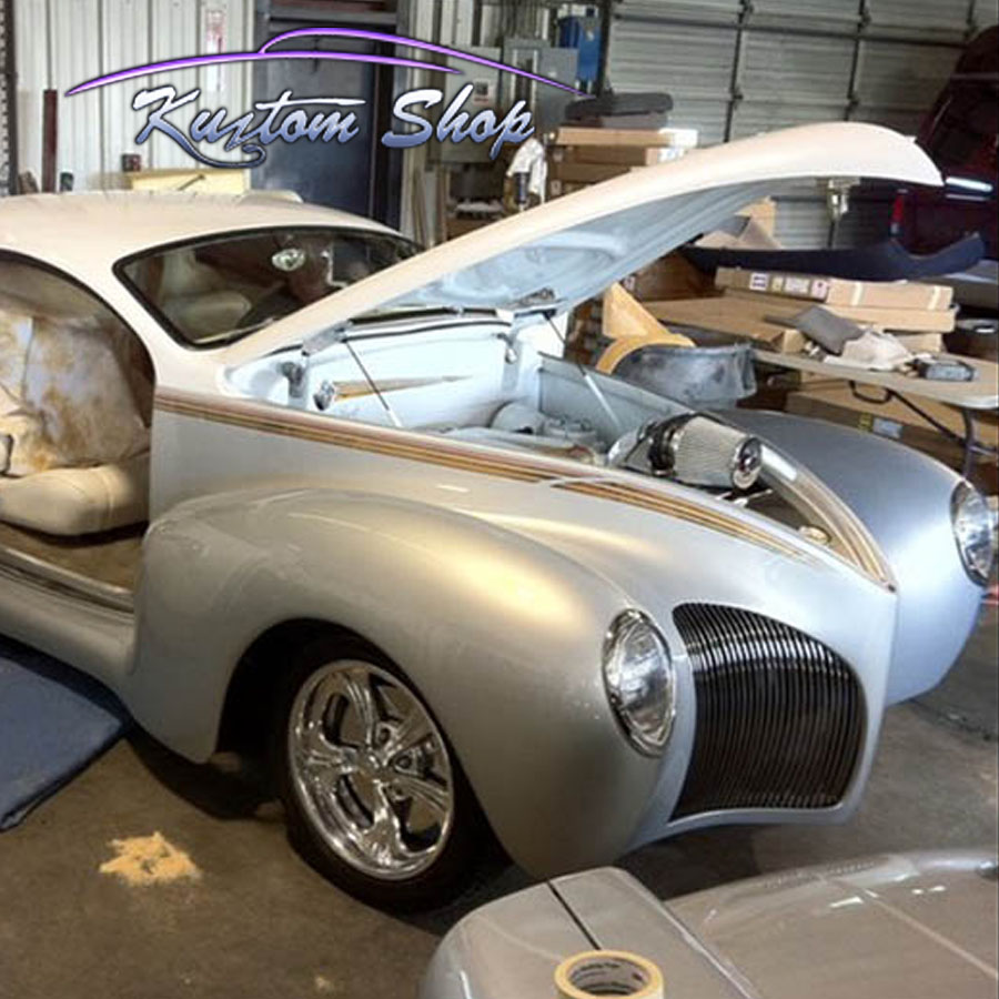 The Kuztom Charlotte Nc Auto Restoration Custom Paint And Body Car Upholstery Convertible Top Repair