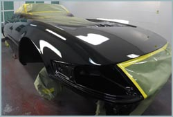Custom Car Paint & Auto Body Repair