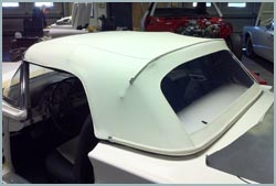 Convertible Top Repair & Replacement