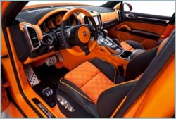 Custom Car Upholstery