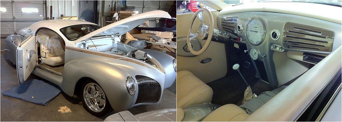 Shop - Charlotte NC - Auto Restoration - Custom Paint and Body Shop ...