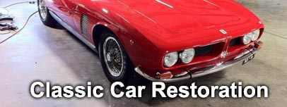 The Kuztom Shop Charlotte Nc Auto Restoration Custom Paint