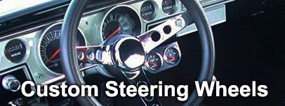 Custom Steering Wheels